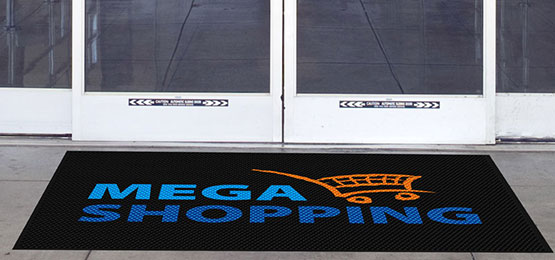 Entrance promotional Brand Floor Mat